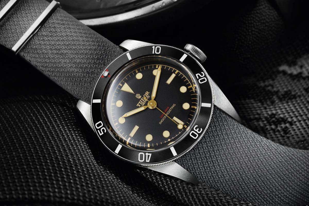 史上最高價值的古董 Tudor Submariner 即將誕生