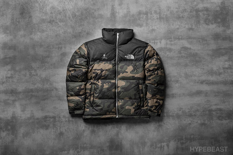 THE NORTH FACE Urban Exploration x mastermind WORLD 聯名系列完整單品一覽
