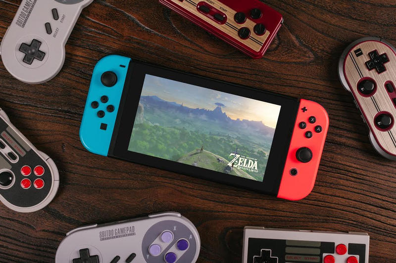 8Bitdo Controller Nintendo Switch Compatible