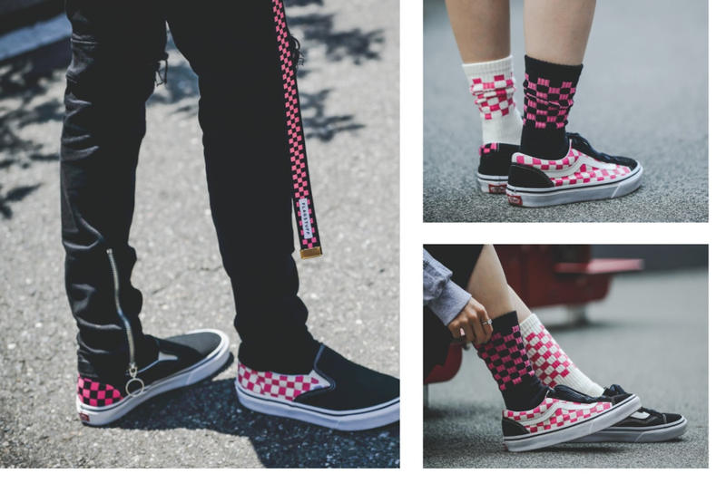 VANS x BILLY'S Tokyo 3rd Anniversary Capsule Collection