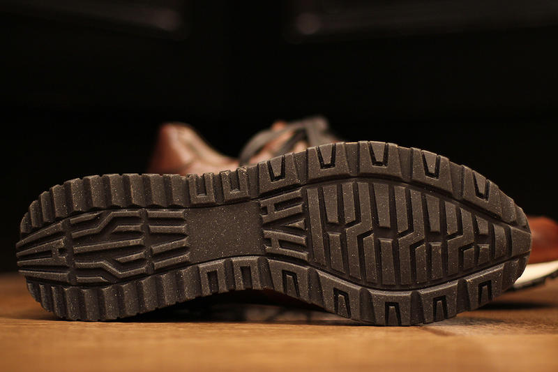 HOAX Made in Italy 以皮藝工藝製造球鞋