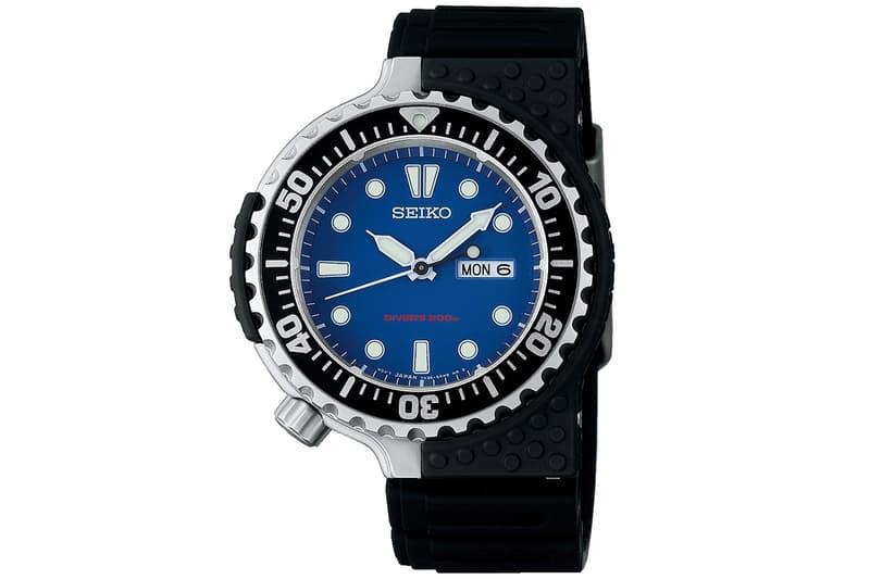 Seiko x Giorgetto Giugiaro 復刻 80 年代經典潛水錶款