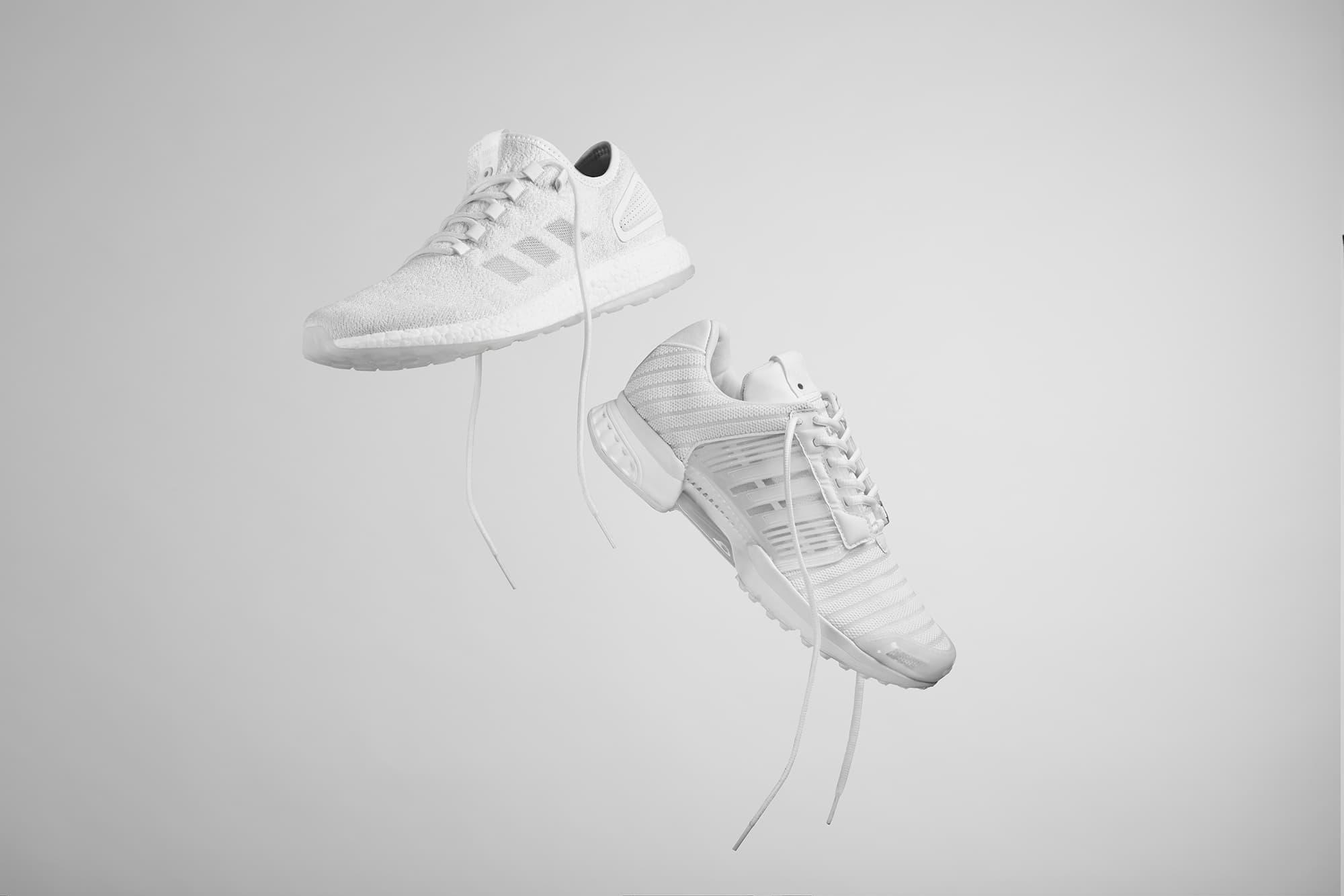 adidas Consortium x Sneakerboy x Wish 三方聯名系列