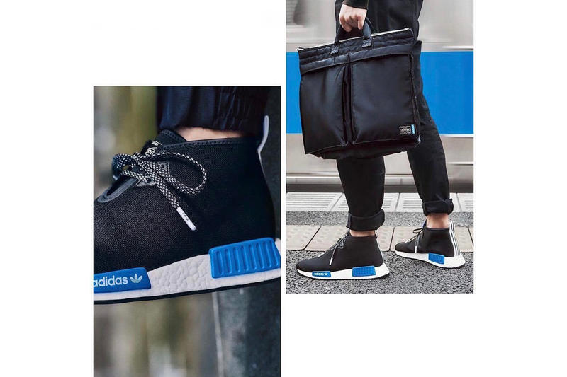 adidas Originals by PORTER NMD C1 First Look