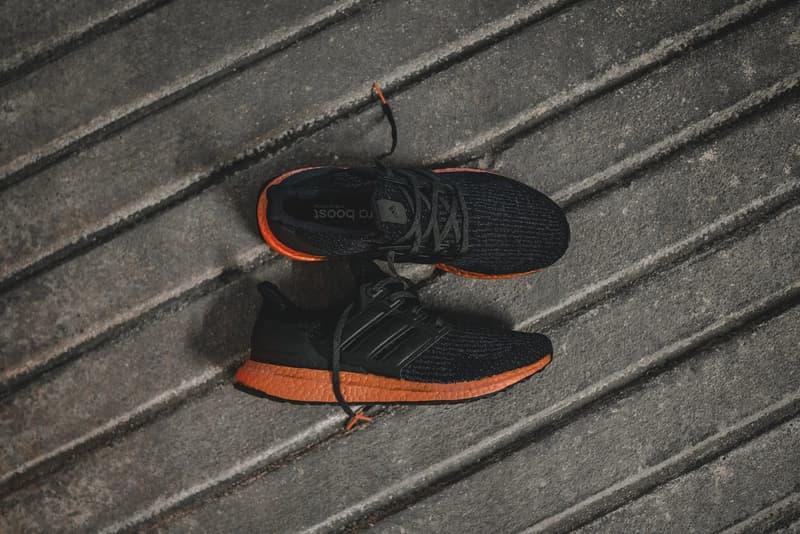 "adidas UltraBOOST 3.0 ""Copper"" Closer Look"