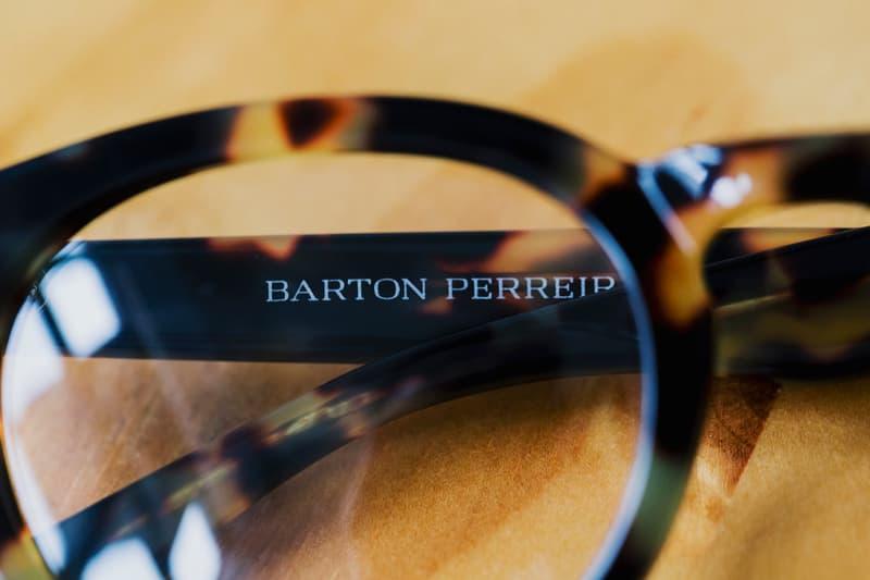 Barton Perreira 注目款式全線登陸 HBX