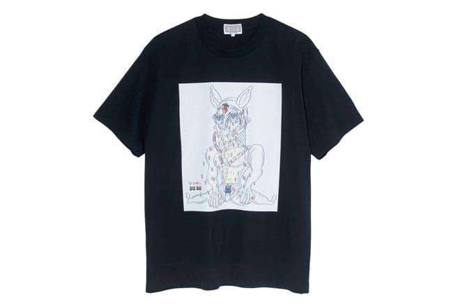 C.E. x Keiichi Tanaami x Oliver Payne collaboration collection