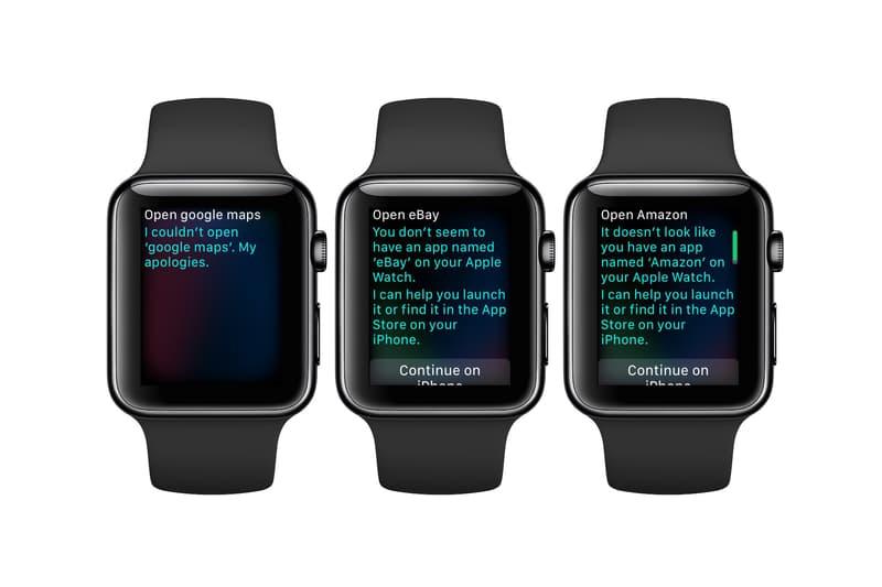 失諸交臂-三大應用程式無預警不支援 Apple Watch