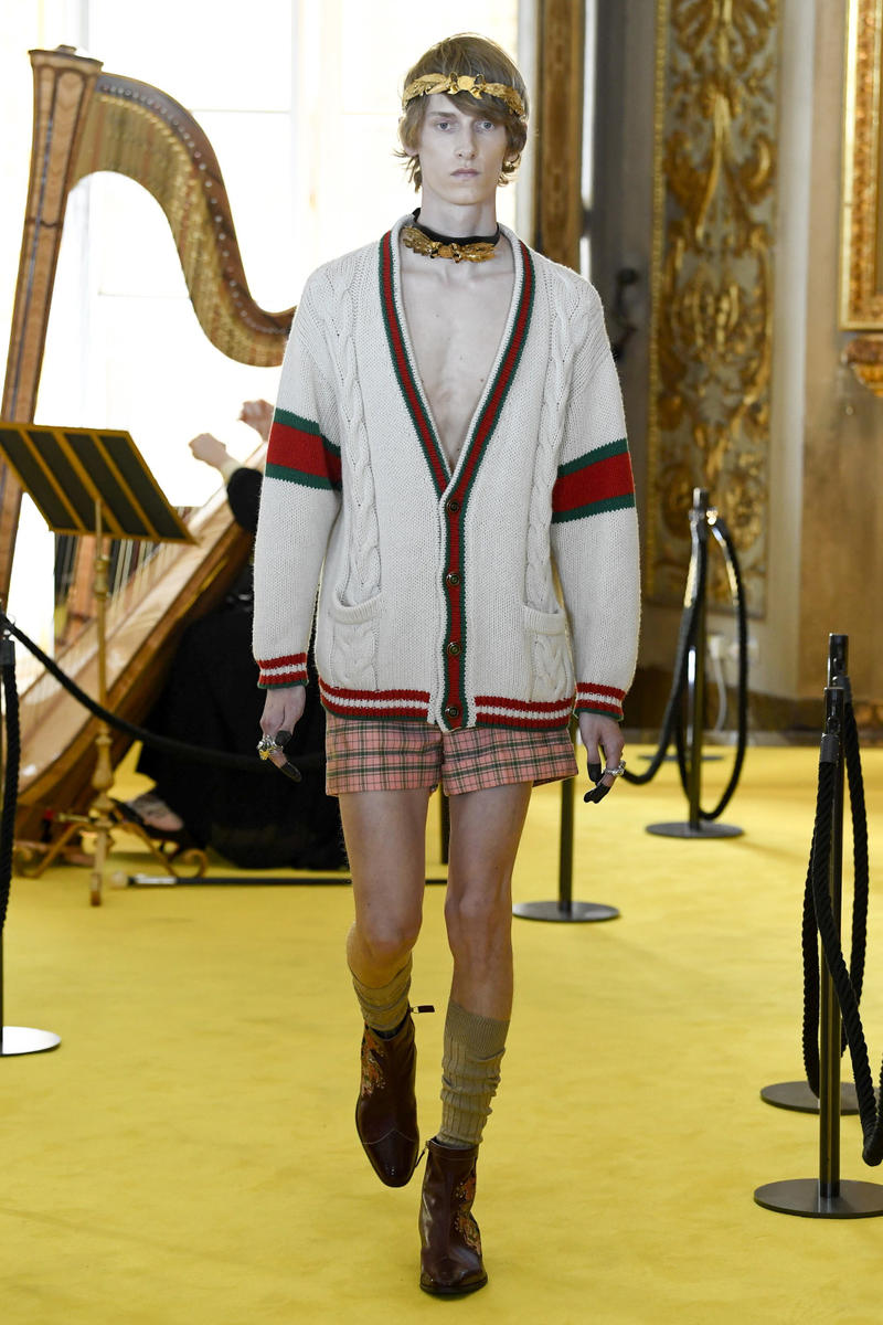 Gucci 2018 Cruise Collection