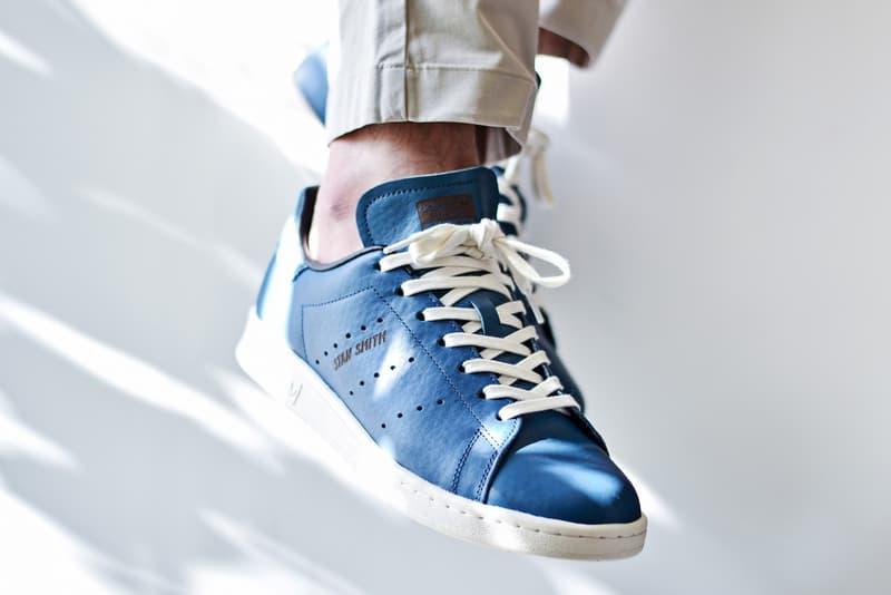 adidas 為經典鞋款 Stan Smith 換上 Horween 頂級皮革