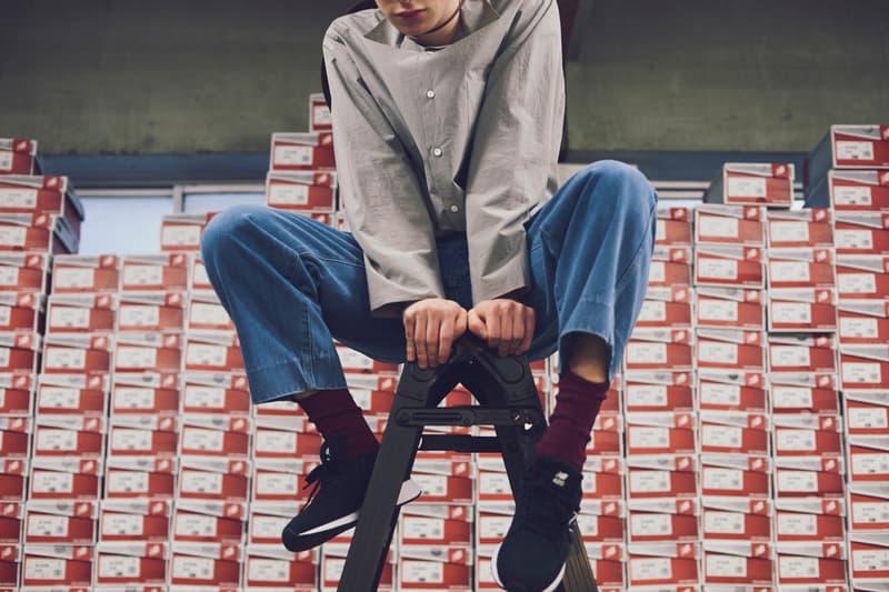"COVERCHORD Footwear Editorial ""PAIRS"""