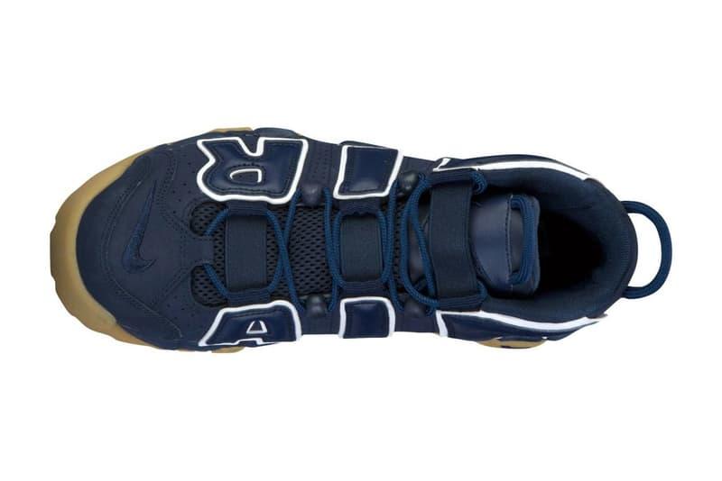 Nike Air More Uptempo 將迎來「Obsidian」深邃藍配色