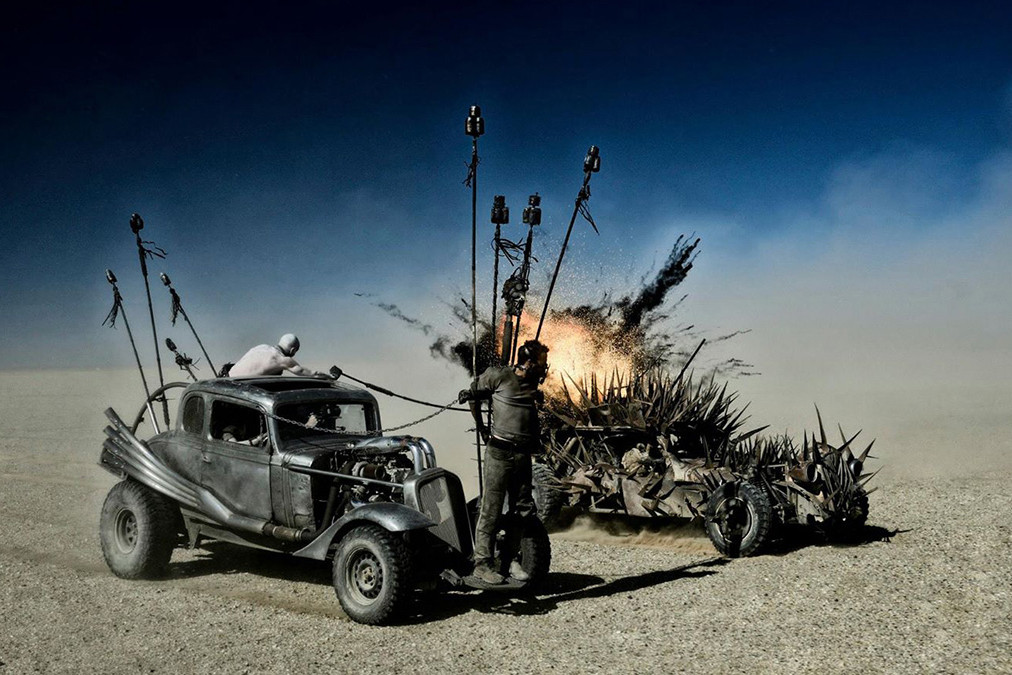 《Mad Max》重金屬吉他手將會於續集再次出現