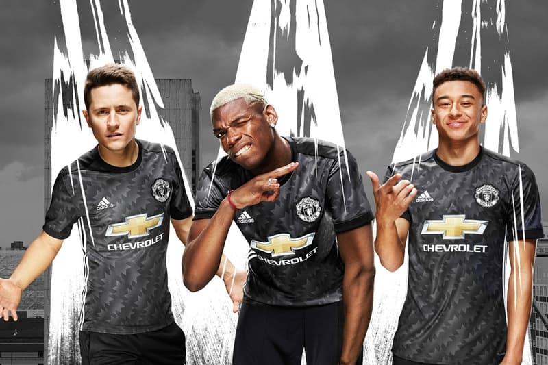 Manchester United adiads 2018 Away Kit