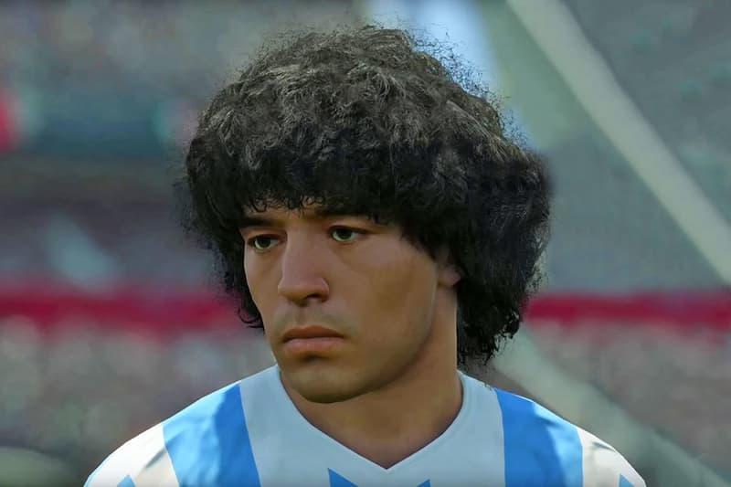 Maradona Settle Lawsuit Konami PES 2017