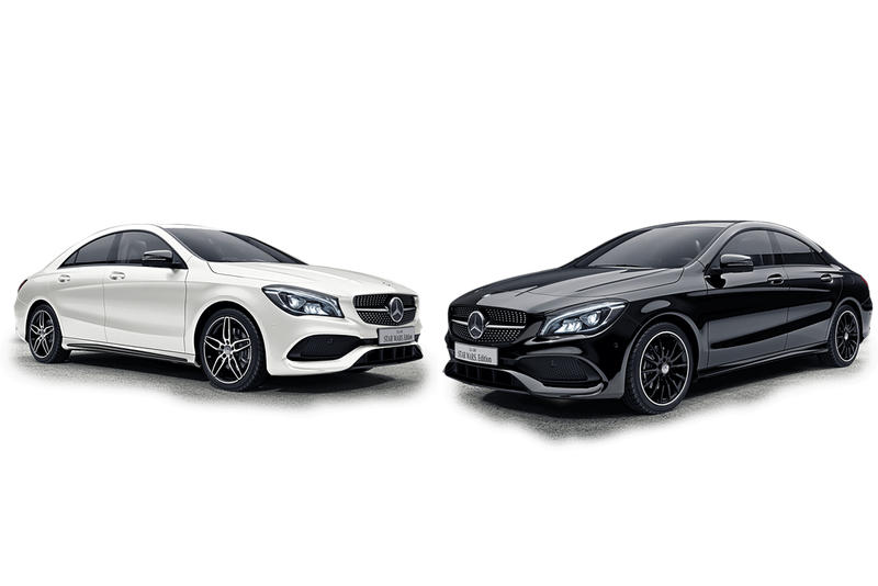 Mercedes-Benz x《STAR WARS》日本限定「CLA 180 STAR WARS EDITION」別注車款登場