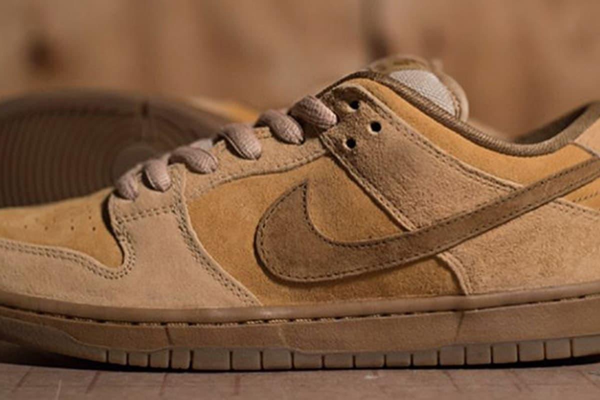 Nike Dunk Low Pro SB「Reverse Wheat」反轉神作