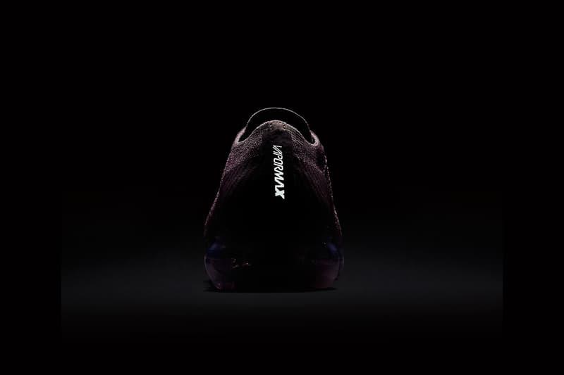 "Nike Air VaporMax ""Violet Dust"" Official Images"