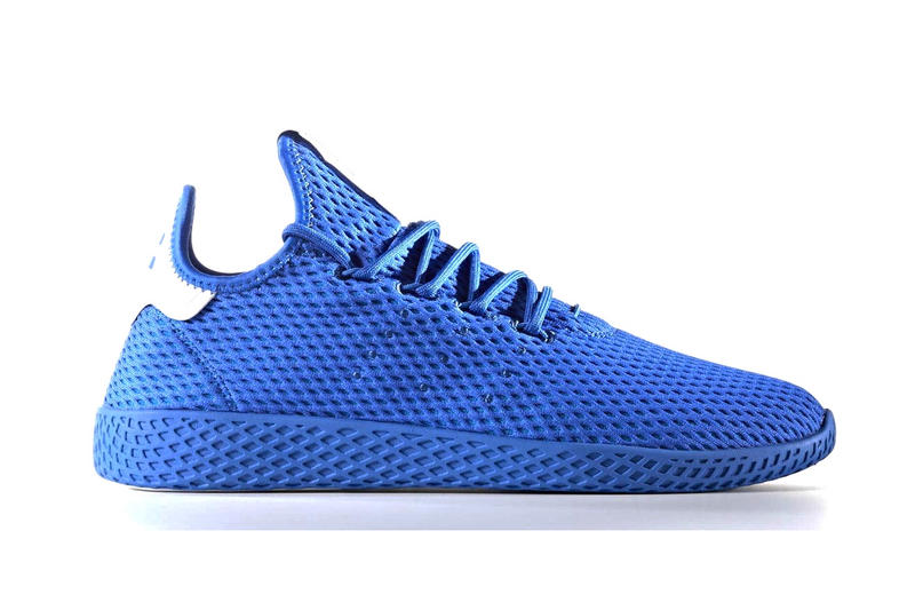 搶先預覽 Pharrell x adidas Originals Tennis Hu 全新配色系列