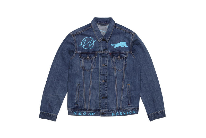 Rare Panther x Levi's Trucker Jacket