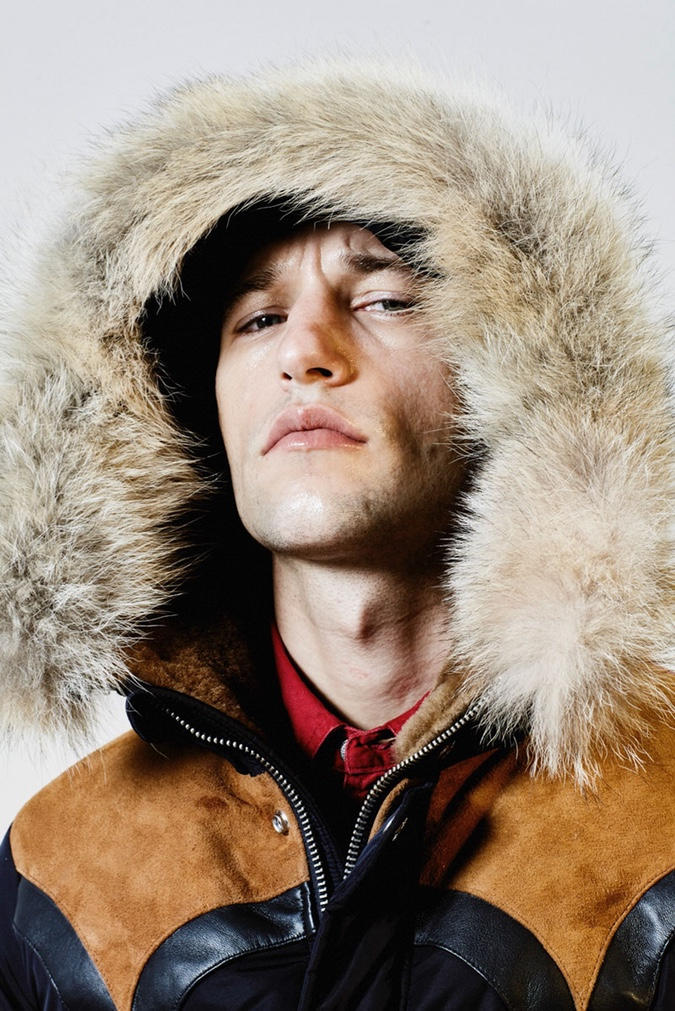 Schott NYC Limited Edition 2017 Fall/Winter