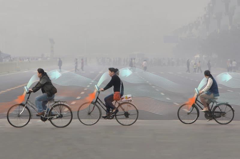 Smog Free Bike China