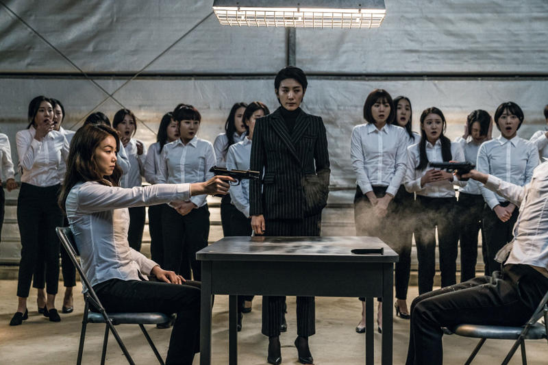 韓國導演鄭炳吉新作《惡女》先行預告登場