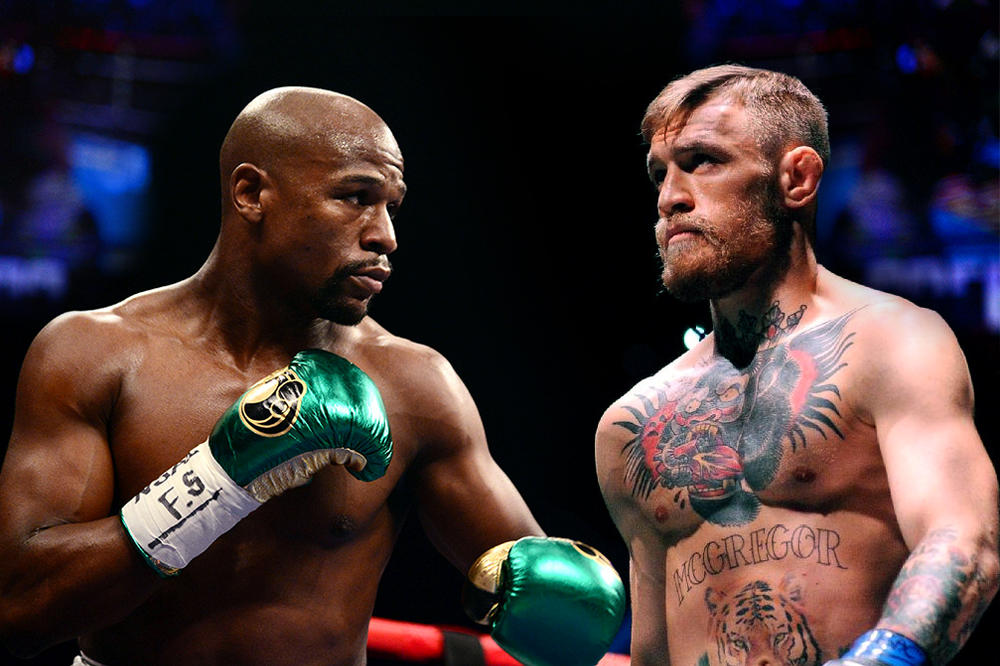 Conor McGregor Signs Deal to Fight Mayweather