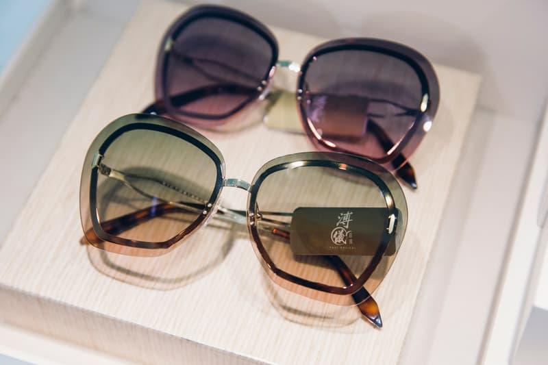走進 Victoria Beckham x 溥儀眼鏡「Puyi Wardrobe」眼鏡展