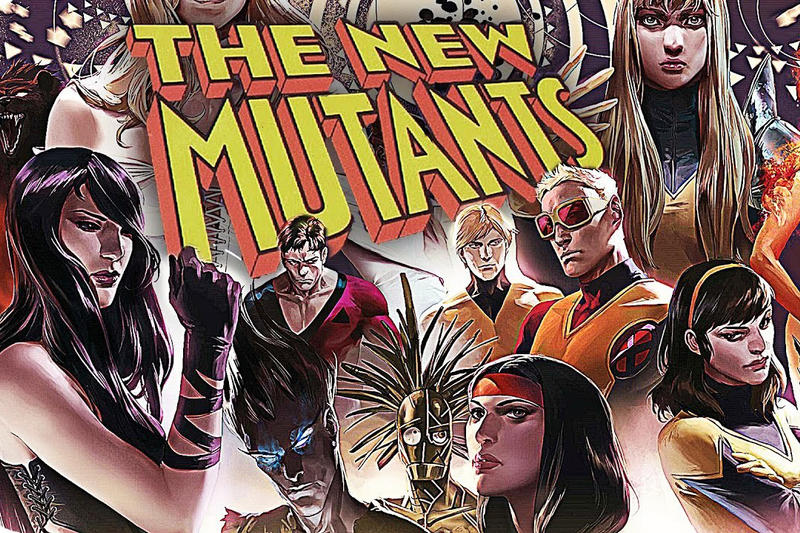 X-Men 系列電影《New Mutants》首輪演員加入確認!