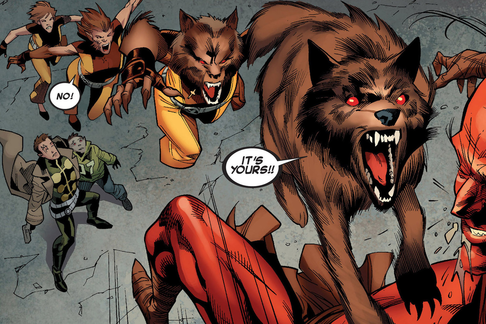 X-Men 系列電影《New Mutants》首輪演員名單確認