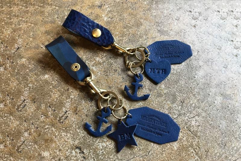 Modern Times 與 Leather Factory Roberu 聯乘炮製父親節小型皮革工作坊