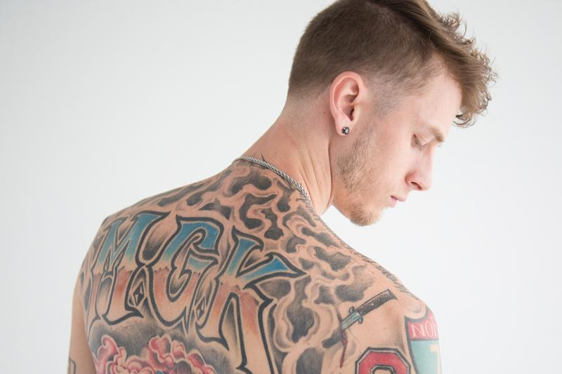 Reebok Classic Announces They've Signed Machine Gun Kelly