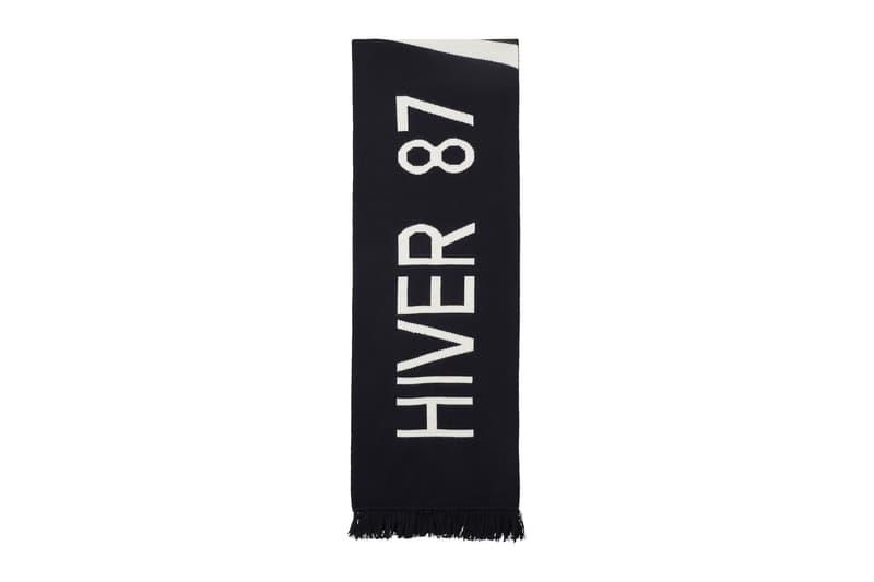 A.P.C. 30 週年經典復刻「HIVER 87」秋冬系列上架