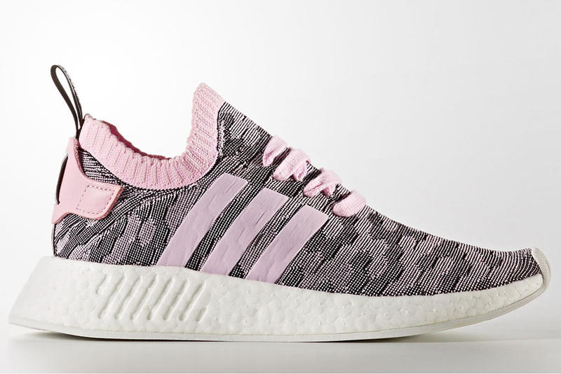 adidas Originals NMD R2 PK 女生專屬全新配色「Pink/Black」