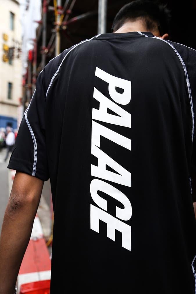 Palace x adidas Originals 2017 Summer Drop London Recap
