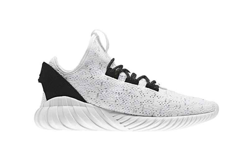 adidas Originals TUBULAR DOOM SOCK White/Core black