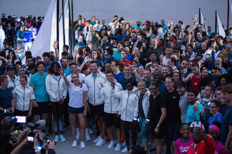 adidas x Parley 海洋保育「Run for The Oceans」企劃回顧