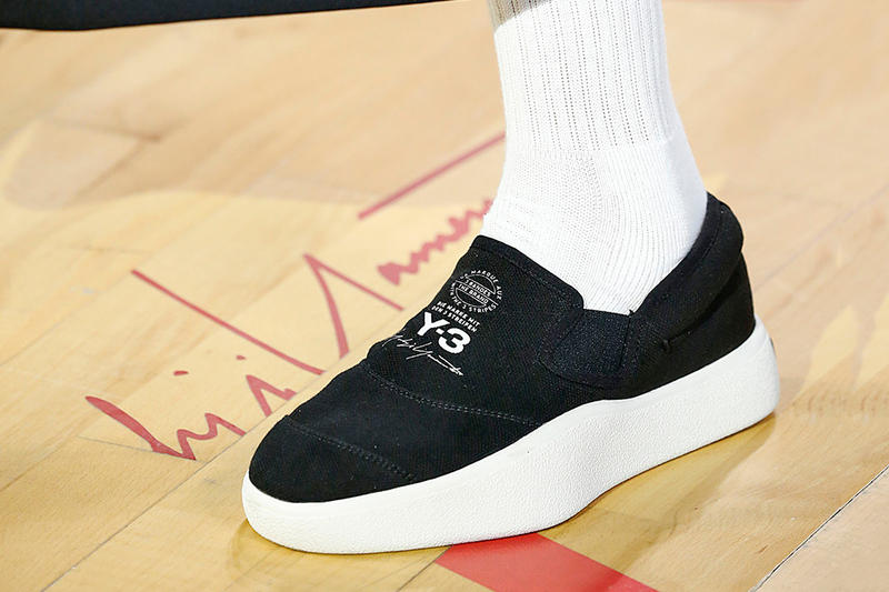 Y-3 2018 Spring/Summer Footwear Collection Preview