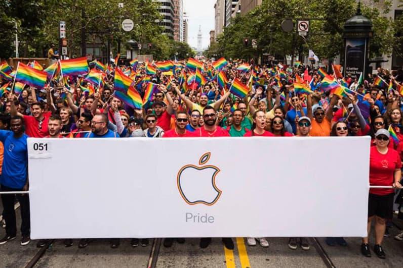 世界大愛-Apple 推動 #ApplePride 支持 LGBTQ 運動