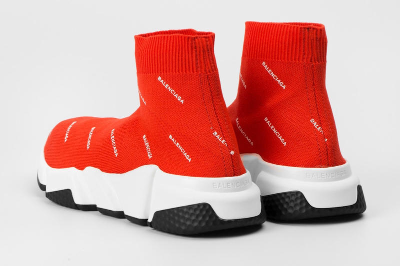 Balenciaga for colette Exclusive Speed Trainer
