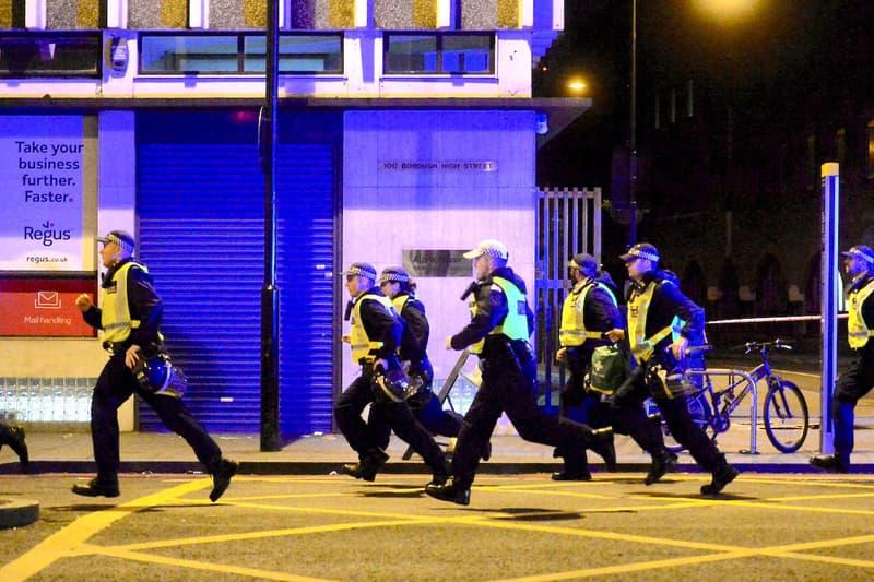 恐襲再來 - 英國倫敦橋周六晚發生連環襲擊