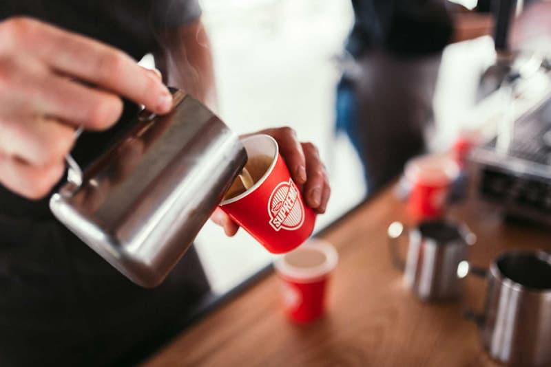 咖啡也要 Supreme!「Coffee Supreme」今秋日本初上陸