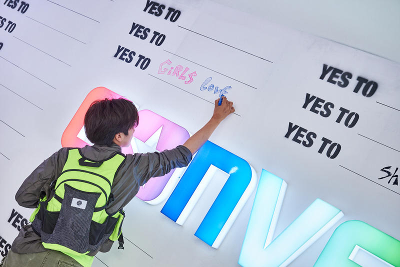 "Converse ""YES TO ALL"" Shanghai Pop-Up"