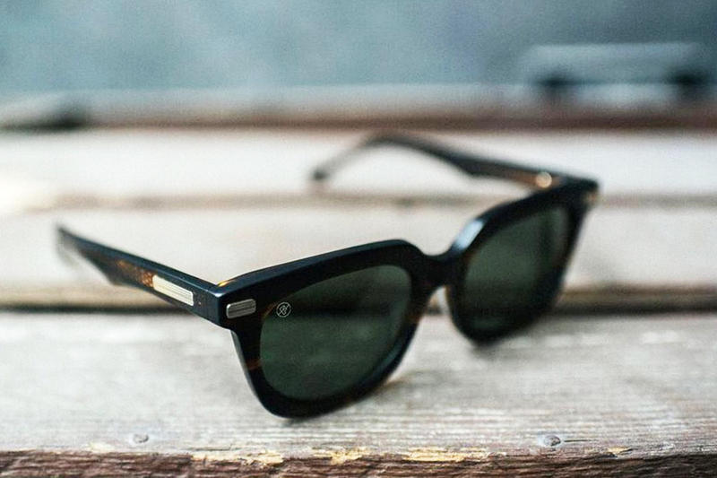 "Firmament Native Sons ""Blasted"" Sunglasses"