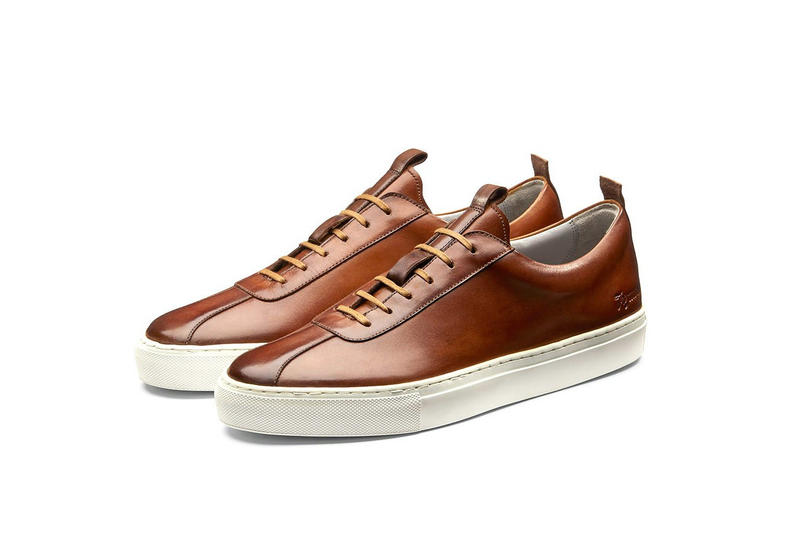 Grenson Debuts Sneaker 1 Collection