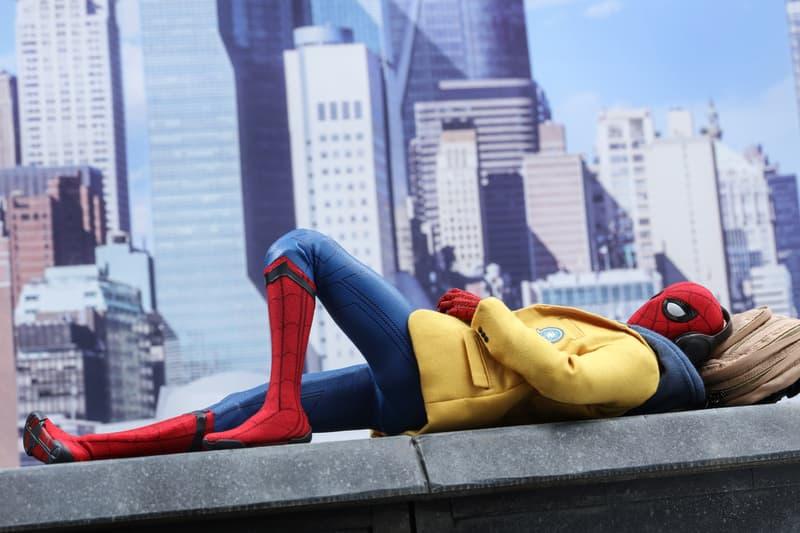Hot Toys 製作《Spider-Man: Homecoming》1:6 比例蜘蛛俠珍藏人偶登場