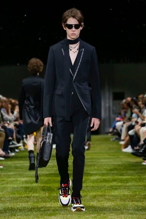 Dior Homme 2018 春夏系列