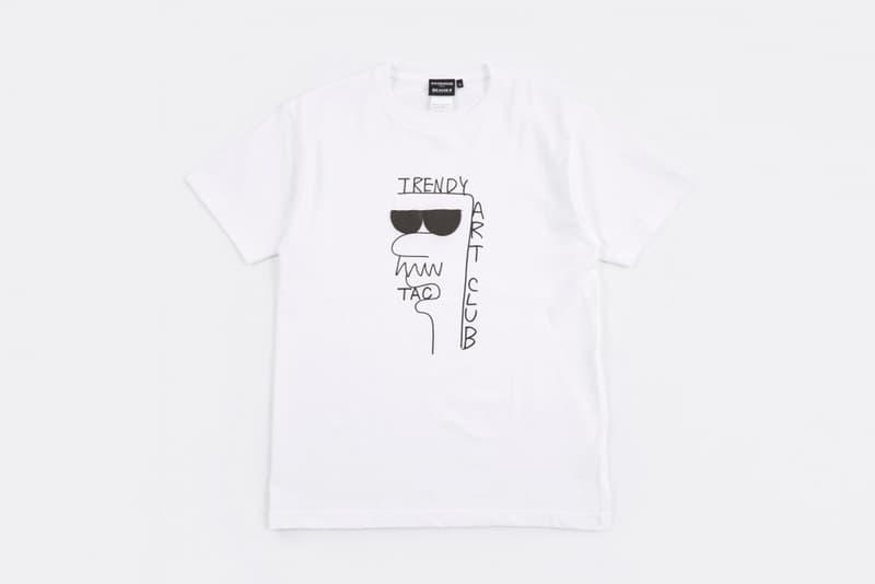 Goodhood & BEAMS T Ken Kagami Graphic Tees