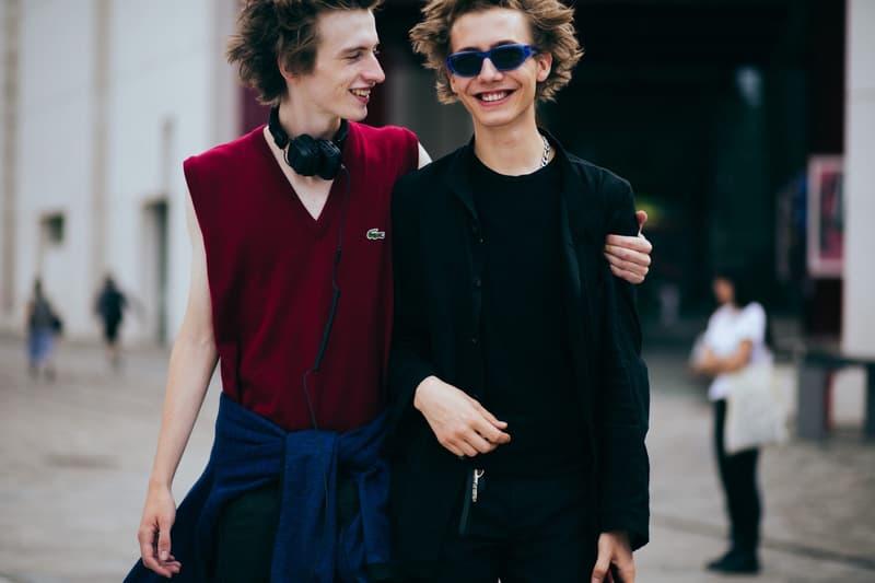 Streetsnaps of Paris Fashion Week 2018 Spring/Summer Part 4